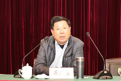 陕西省住建厅建筑市场管理办公室主任茹广生专题讲座