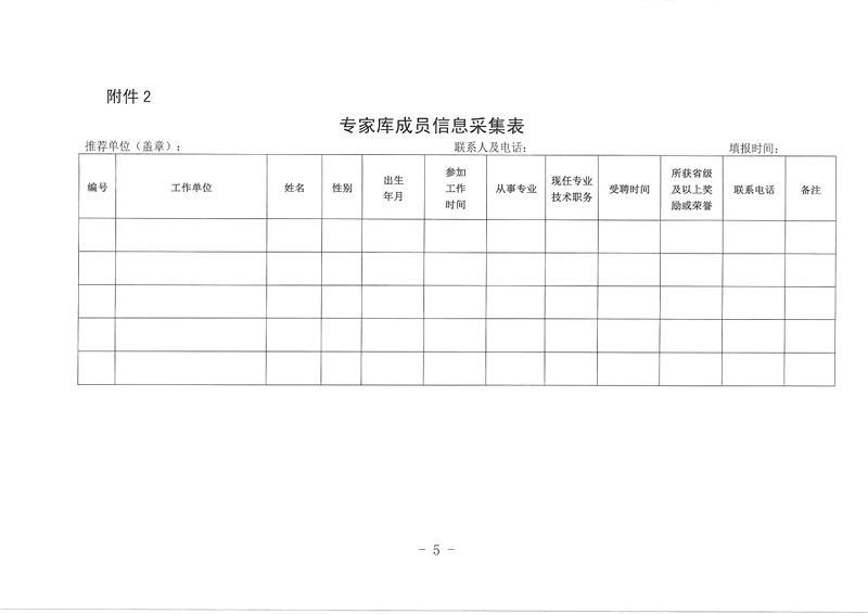 关于调整工程系列高级专业技术职务任职资格评审委员会专家库的通知(1)_04.png