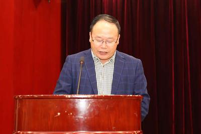 中建七局第四建筑有限企业副总经理李永刚在陕西省建筑施工企业信用推介会上的致辞