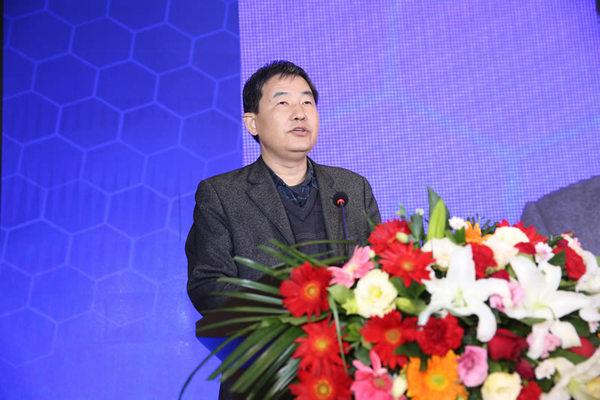 陕西省住房和城乡建设厅建筑节能与科技处处长韦宏利讲话