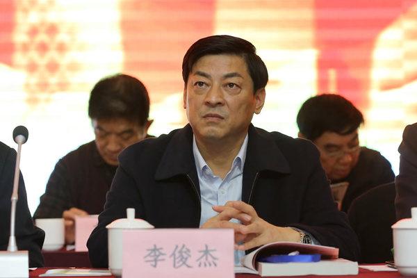 陕西省建筑业协会副会长李俊杰