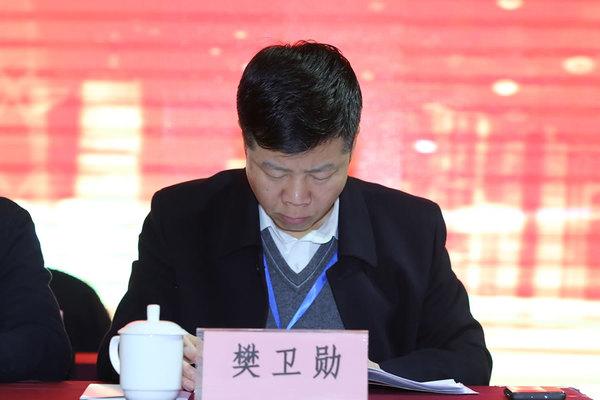 陕西省建筑业协会副会长樊卫勋