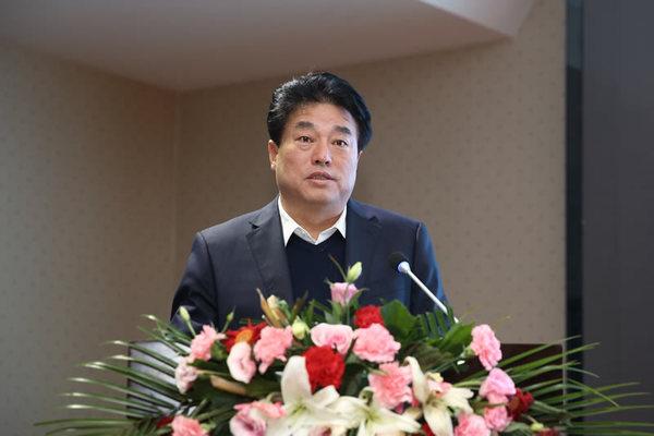 中铁一局集团有限企业党委常委、工会主席、副总经理王力