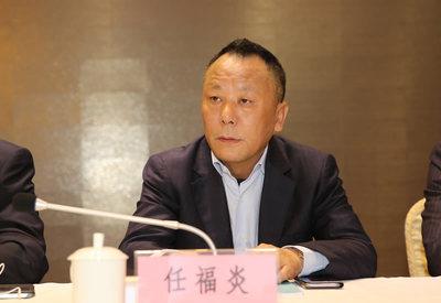 中建三局集团有限企业西北分企业副总经理 任福炎