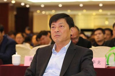 中建七局第四建筑有限企业党委书记、董事长李俊杰