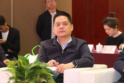 中建三局西北企业总经理黄安平