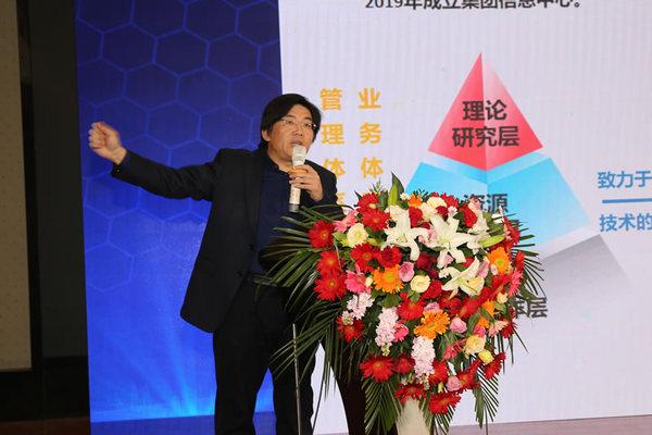 陕西建工第五建设集团有限企业总工程师梁保真