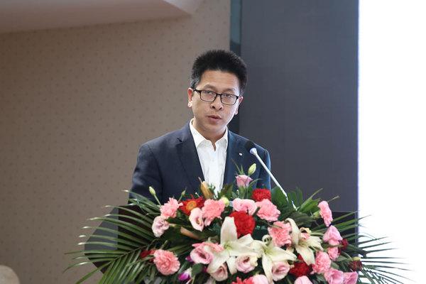 中天西北建设投资集团总裁助理范全胜
