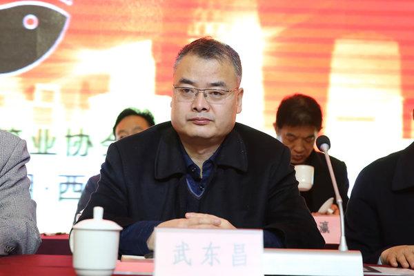 省住建厅建筑市场管理办公室主任武东昌