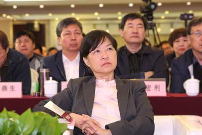 中国建筑业协会副会长吴慧娟