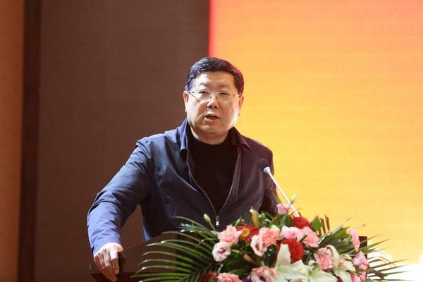 省住建厅党组成员、副厅长茹广生讲话
