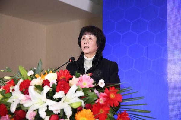 陕西省建筑业协会副会长兼秘书长向书兰