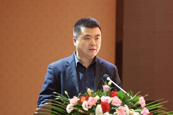 省民政厅社会组织管理局副局长赵斐讲话