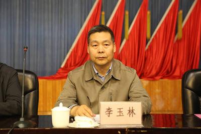 省建筑业协会副秘书长李玉林